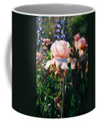 Peach Iris Coffee Mug