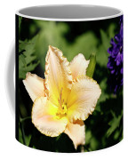 Peach Lily Coffee Mug