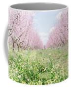 Peach Orchard 4 Coffee Mug