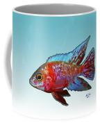 Peacock Cichlid Coffee Mug
