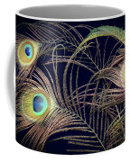 Peacock Feathers -1 Coffee Mug