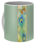 Peacock Feathers-jp3609 Coffee Mug
