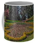 Peacock Garden Coffee Mug
