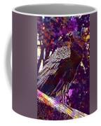 Peacock Lisbon Castle Animal Life  Coffee Mug