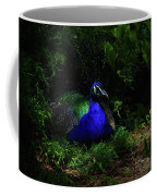 Peacock Peafowl Coffee Mug