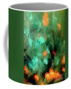 Peacock Rising Coffee Mug