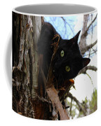 Peak-a-boo Coffee Mug