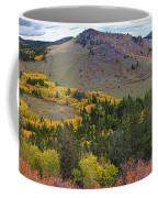 Peak To Peak Highway Boulder County Colorado Autumn View Coffee Mug