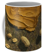 Peanut Butter And Peanuts Coffee Mug