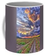 Peanuts, Clouds And Sun Coffee Mug