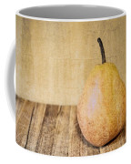 Pear On Cutting Board 2.0 Coffee Mug