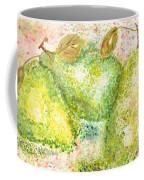 Pear Trio Coffee Mug