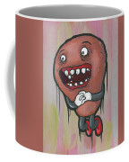 Pear Troll Coffee Mug