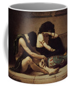 Pearce C S The Death Of The First Born Coffee Mug