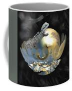 Pearl Egg Lizard Coffee Mug