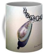 Pearl Coffee Mug by Irina Sztukowski