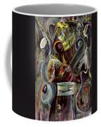 Pearl Jam Coffee Mug by Ikahl Beckford
