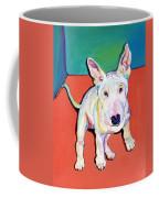 Pearl Coffee Mug by Pat Saunders-White