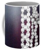 Pearls Coffee Mug