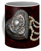 Pearls From The Heart Coffee Mug