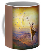 Pearls Of Heaven Coffee Mug