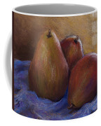 Pears In Natural Light Coffee Mug
