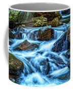 Pearsons Falls On Colt Creek Coffee Mug