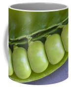 Peas In Pod Coffee Mug
