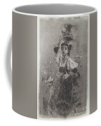 Peasant Woman Of The Campagna [ciociara] Coffee Mug