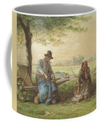 Peasants Resting Coffee Mug