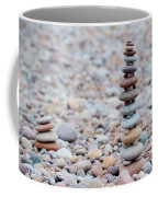 Pebble Stack II Coffee Mug