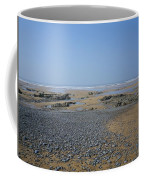 Pebble Strewn Beach Coffee Mug