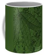 Pecan Tree Leaves Coffee Mug