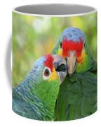 Pecking Order Coffee Mug