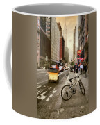 Peddle It Manhattan Coffee Mug