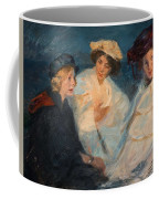 Peder Severin Kroyer, From The Beaches Of Skagen. Coffee Mug