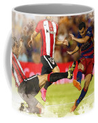 Pedro Rodriguez Kicks The Ball  Coffee Mug