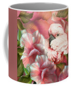 Peek A Boo Cockatoo Coffee Mug
