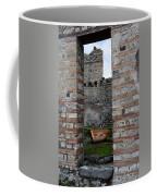 Peek Into The Past - Pompeii Coffee Mug