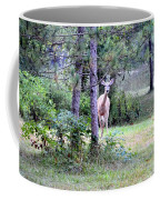 Peekaboo Deer Coffee Mug