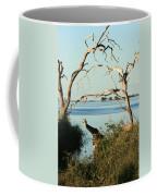 Peekaboo Giraffe Coffee Mug