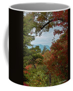 Peeking At The Smokies Coffee Mug