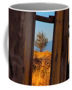Peeking Thru Coffee Mug
