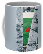 Peeking Tulip Coffee Mug