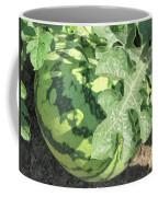 Peeking Watermelon Coffee Mug