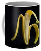 Peeled Banana. Coffee Mug