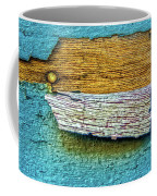 Peeling Paint Bird Coffee Mug
