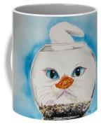 Peeping Tom Coffee Mug