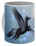 Pegasus Flight Coffee Mug