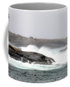Peggys Cove Lighthouse 6138 Coffee Mug